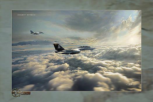 Combat Spread by Peter Van Stigt