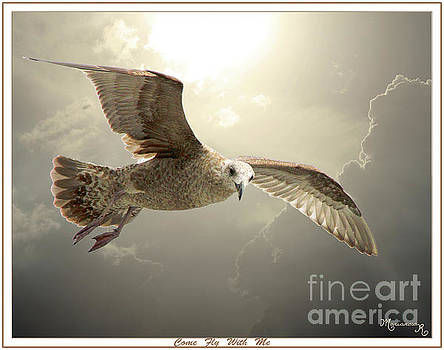 Come Fly With Me by Mariarosa Rockefeller