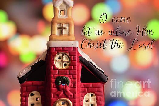 Andrea Anderegg - Come Let Us Adore Him