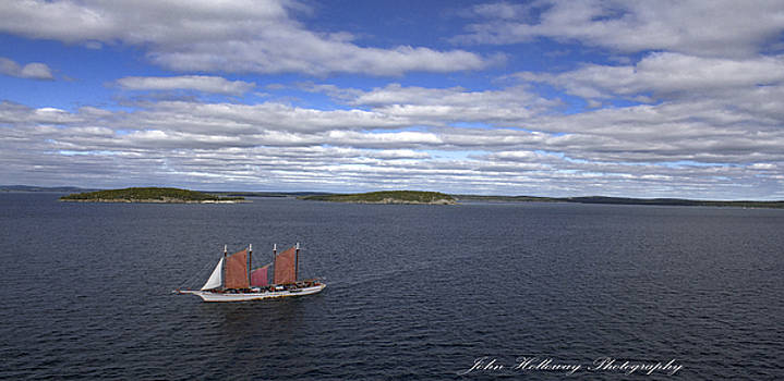 Come Sail Away by John Holloway