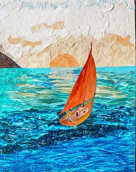 Mary Chris Hines - Come Sail Away