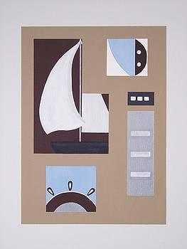 Come Sail Away by Sandy Bostelman