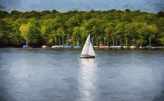 Come Sail Away by Tricia Marchlik