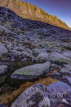 Marc Daly - Comeragh mountains 1