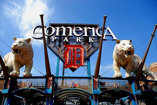 Comerica 1 by Lisa M Smith
