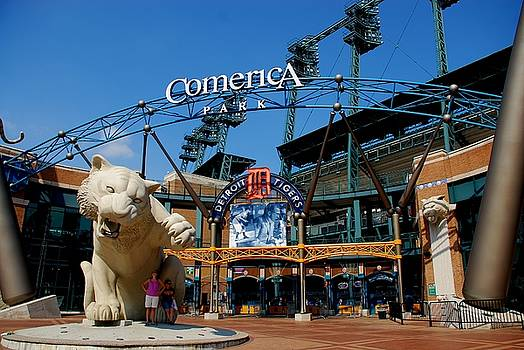 Comerica 2 by Lisa M Smith