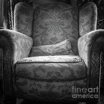 Comfy Chair by the Window by Edward Fielding