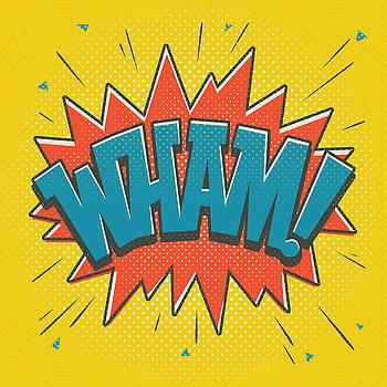 Comic Wham by Mitch Frey