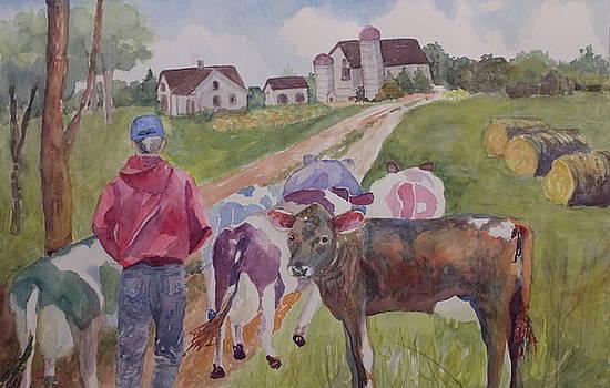 Coming Home by Nancy Henkel Schulte