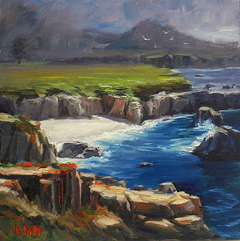 Coming Storm by Ningning Li