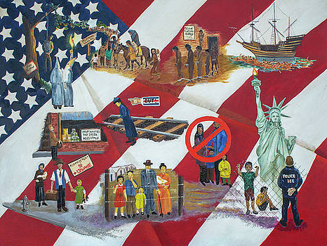 Coming to America by Dorothy Riley