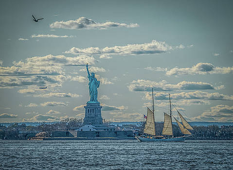 Coming to America by Jeffrey Friedkin