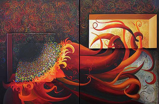 Coming to Light by Ioana Harjoghe Ciubucciu