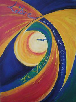 Comme Un Oiseau by Margot Koefod