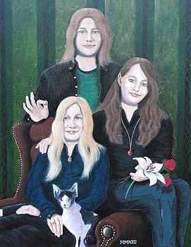 Commission Portrait by John Lyes