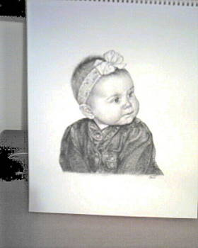 Commissioned child by Mahto Hogue