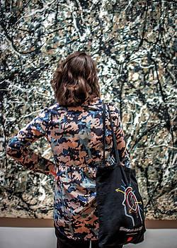 Kako Escalona - Contemporary Art Contemplation, Museum of Modern Art, New York