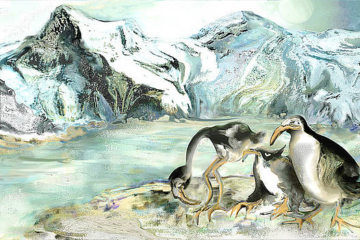 Common trip on the floe by Anne Weirich