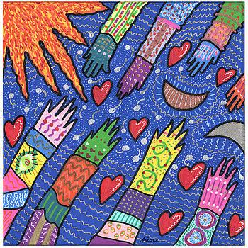 Community by Sharon Nishihara