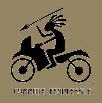 Commute Fearlessly by Brandy Woods
