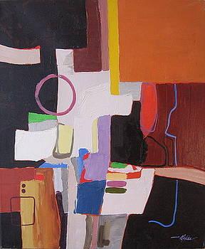 Commute II by David McKee