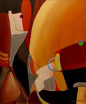 Commute III by David McKee