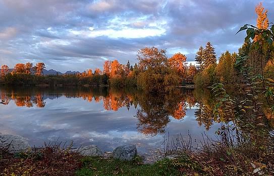 Como Lake IV by Heather Vopni