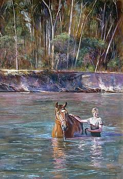 'Companions' by Lynda Robinson