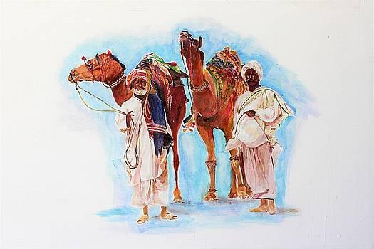 Companionship by Khalid Saeed