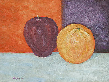 Compare Apple And Orange by Thi Nguyen