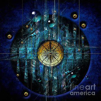 Alexa Szlavics - Compass