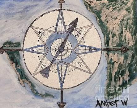 Compass by Amber Waltmann