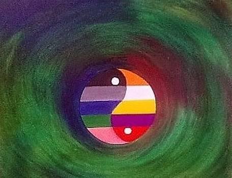 Rizwana Mundewadi - Complete Harmony Yin Yang