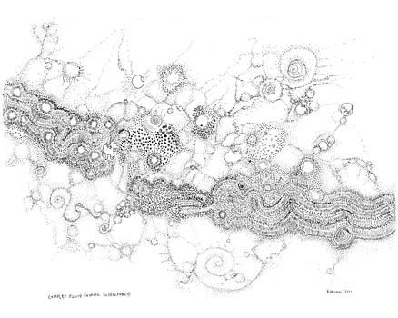 Complex Fluid  by Regina Valluzzi