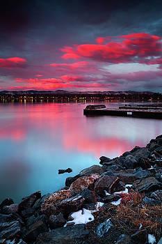 John De Bord - Complimentary Colors Of Dawn