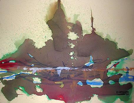 Composition 1033 by Ramon Castellano de Torres