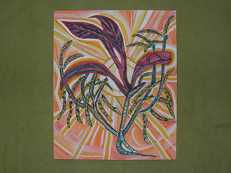 Composition Florale - 2004 by Nicole VICTORIN