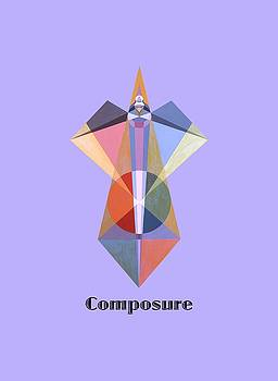 Composure text by Michael Bellon