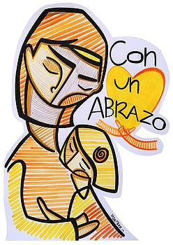Con un Abrazo by Mary Tere Perez