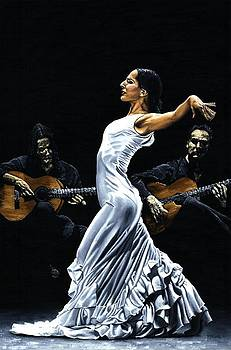 Richard Young - Concentracion del Funcionamiento del Flamenco