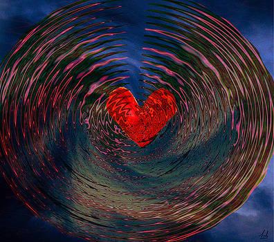 Concentric Love by Linda Sannuti