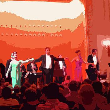 James Hill - Concert in Vienna
