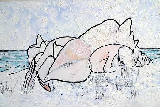 Conch Shell by Geoffrey Mann