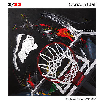 Concord Jet by Toblerusse