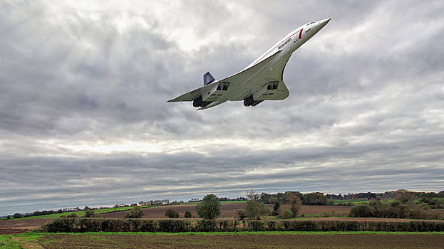 Paul Gulliver - Concorde - High Speed Pass_2