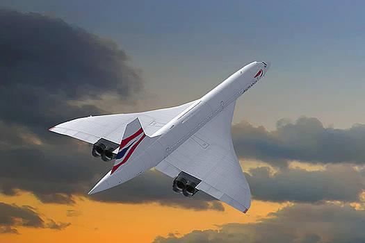 Concorde by Nichola Denny