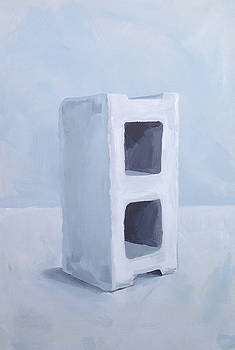 Concrete Block by Jeffrey Bess