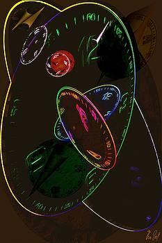 Concurrent Clocks by Helmut Rottler
