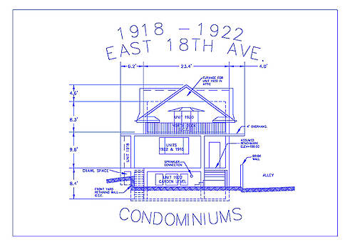 Condo Card by Dean Glorso