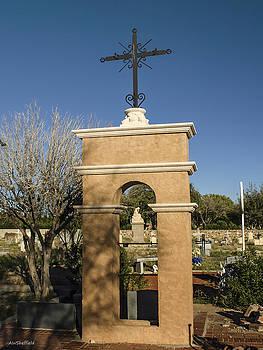 Allen Sheffield - Concordia Cemetery